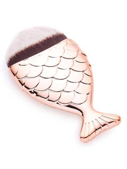 Fisch geformt Make-up Pinsel