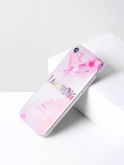 Étui transparent pour iPhone 7