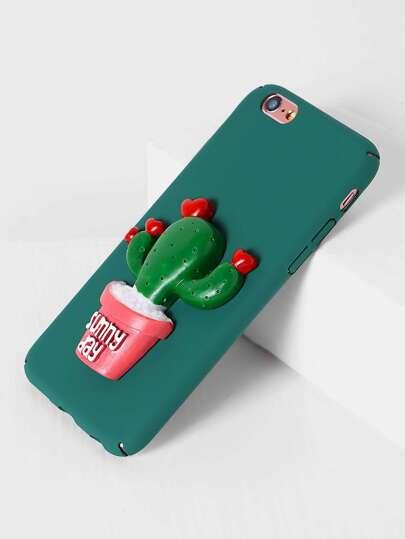 iPhone Cactus design 6 / 6S Caso...