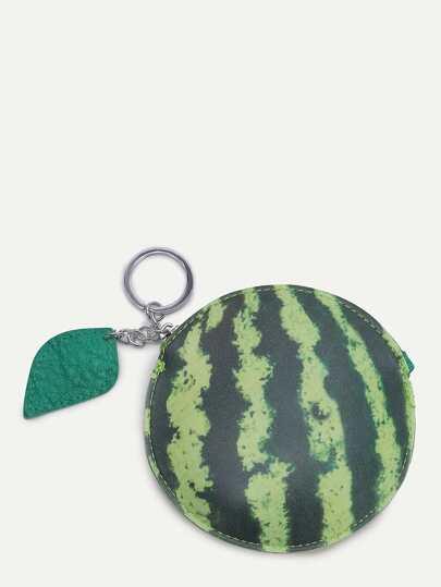 Watermelon Pattern Cute Purse