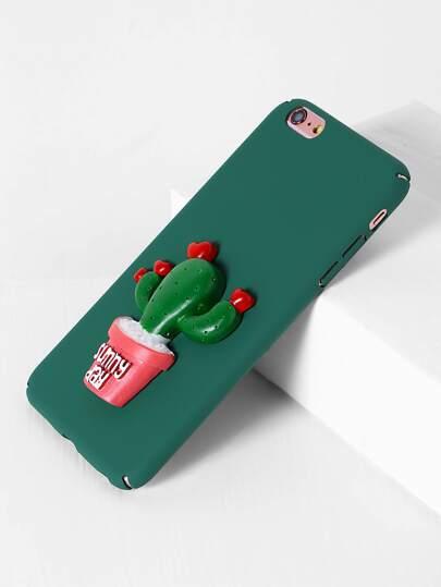iPhone Kaktus design 6 Plus / 6 Kasten