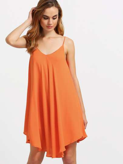 Asymmetrical Loose Cimi Dress