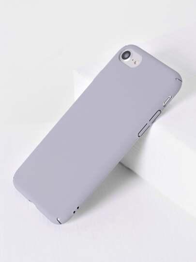 iPhone Plain 7 Caso