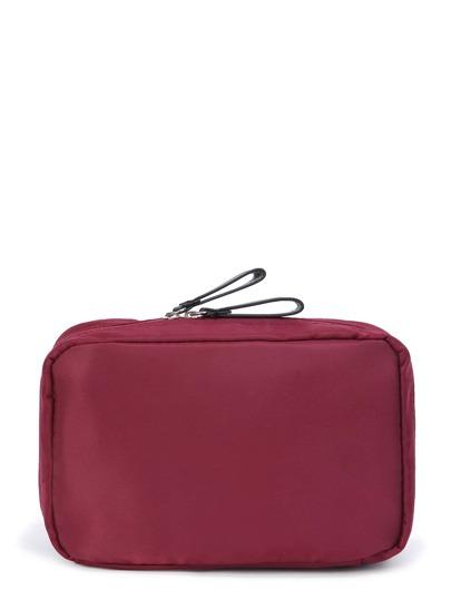 حقيبة لمكياج بسوستة