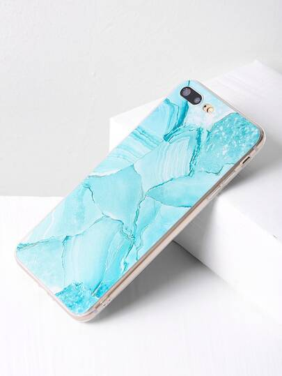 Marmo Stampa iPhone Caso 7 Plus