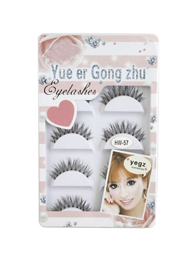 Cute False Eyelashes Set