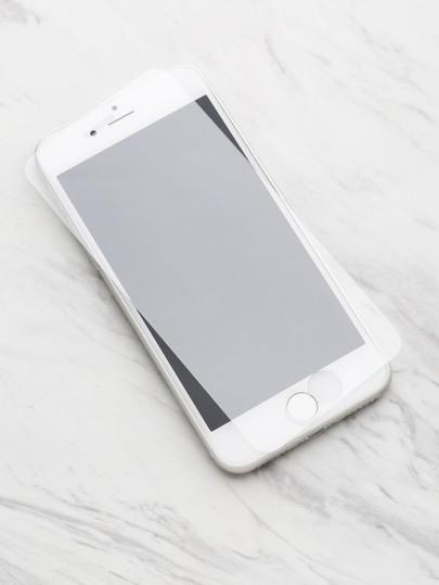 Protector de la pantalla de cristal para iPhone 6 / 6s