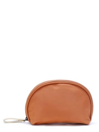 Reißverschluss Make-up-Tasche