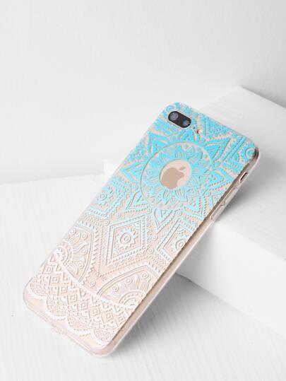 Cover per iPhone7 plus con stampa di ombre