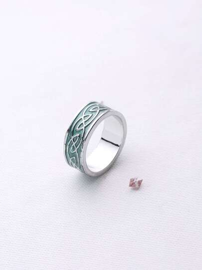 Curved Delicate Ring