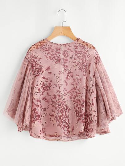 Floral Blouses, Shop Women's Floral Blouses Online | SheIn.com