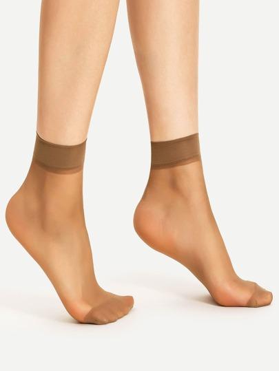 Chaussettes à cheville