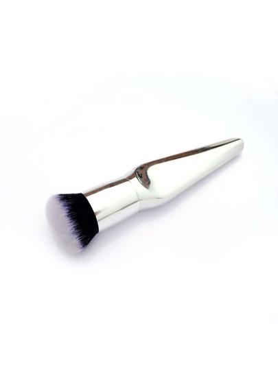Contrasto setola spazzola morbida cosmetica