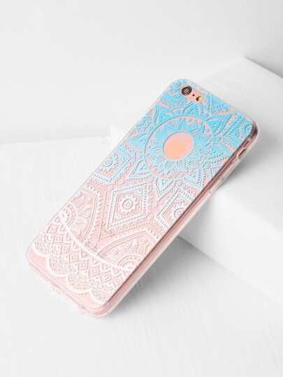 Ombremuster iPhone 6 Plus/6s Plus Case