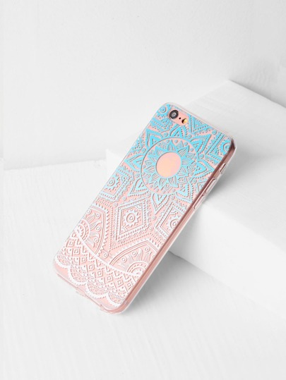 Ombre Print iPhone 6/6s Case