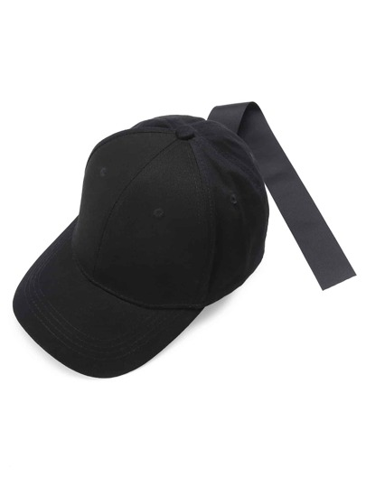Casquette de baseball simple avec sangle