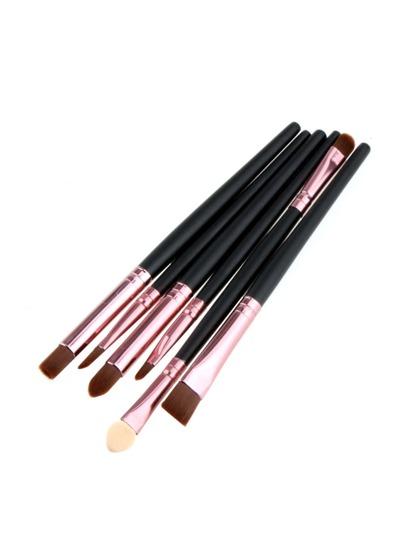 Set pennelli cosmetici delicati