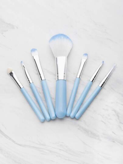 Chunky Makeup Brush Set 7pcs