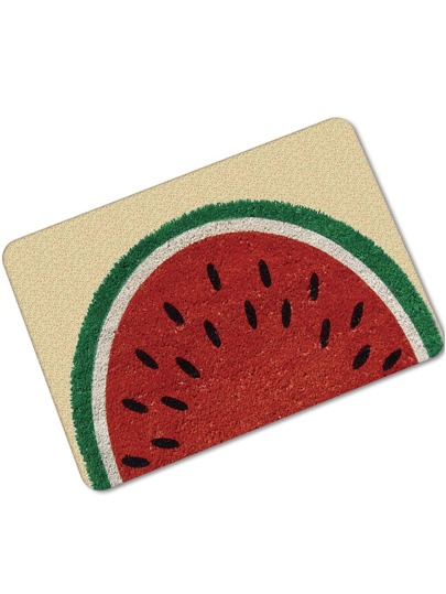 Watermelon Print Carpet