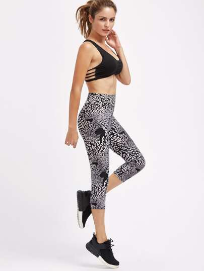 Leggins con estampado
