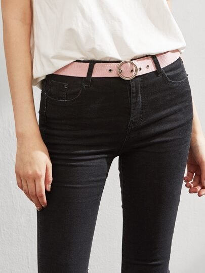 O Ring & Grommet Belt