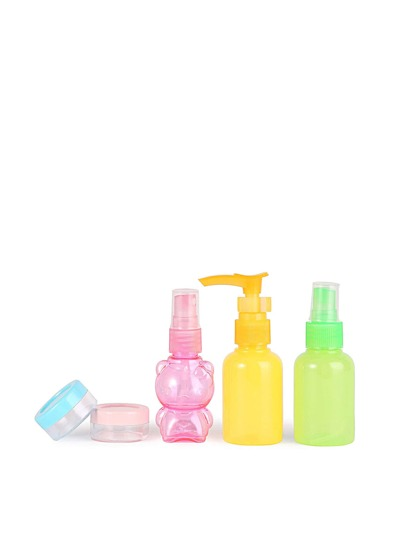 Random Color Travel Bottle Set