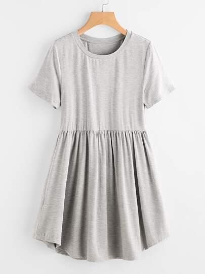 T-shirt vestito
