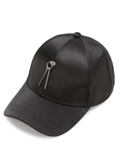 Cappellino con doppia barra