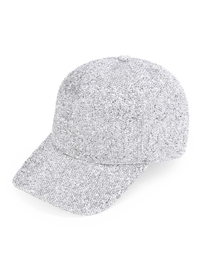 Casquette de base-ball brillante