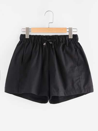 Pantaloncini con coulisse