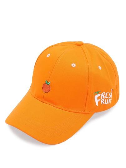 Cappellino con abbellito grafico