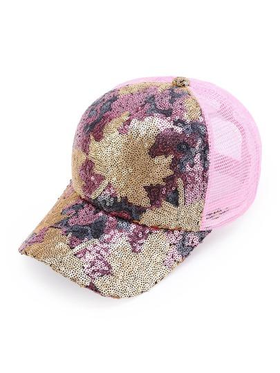 Cappellino con abbellito