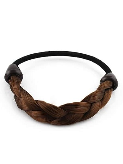Fashion Brown Punk Hair Accessory