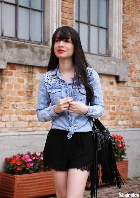 Pedrarias styles galerie lookbook von shein de for Shein frauen mode
