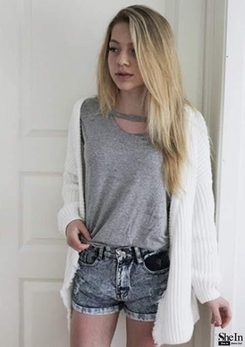 Bez niego styles galerie lookbook von shein de for Shein frauen mode