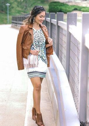 Стильное элегантное платье