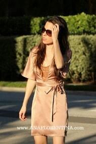 The Wrap Dress X www.AnaFlorentina.com