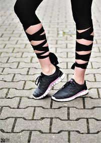 Tie Up Leggings