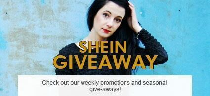 Sheinside Giveaway Collection