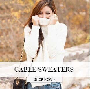 Cable Sweaters