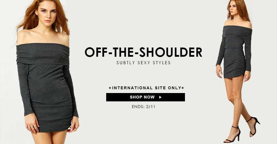 OFF-THE-SHOULDER 160204