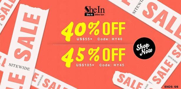 Shein Sales