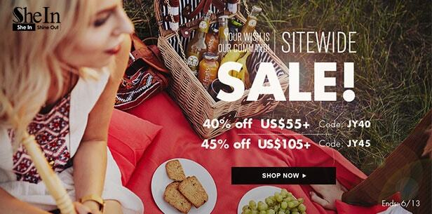 Shein Promotion