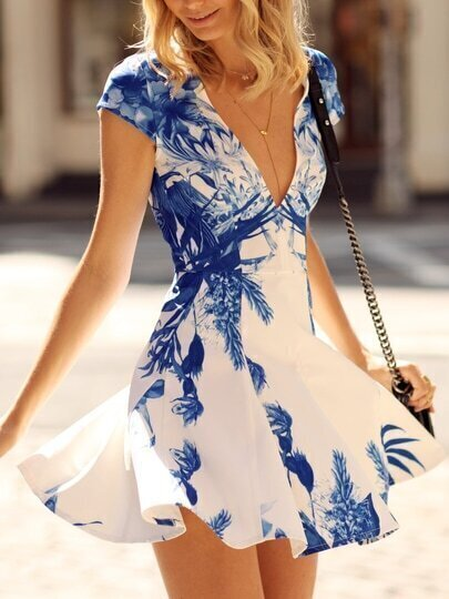 http://www.shein.com/White-Cap-Sleeve-V-Neck-Floral-Print-Dress-p-216754-cat-1727.html?aff_id=3407