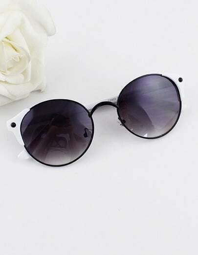 Best Selling New Fashion Sunglasses Sexy Retro Style Round Circle Sunglasse