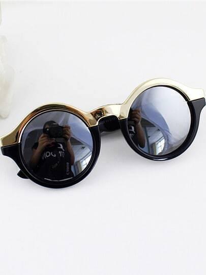 Round Design Colorful Fashion New Arrivals Summer Women Sunglasses