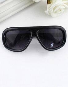New 2015 Summer Fashion Brown Black White Wrap Acetate Frame Sunglasses