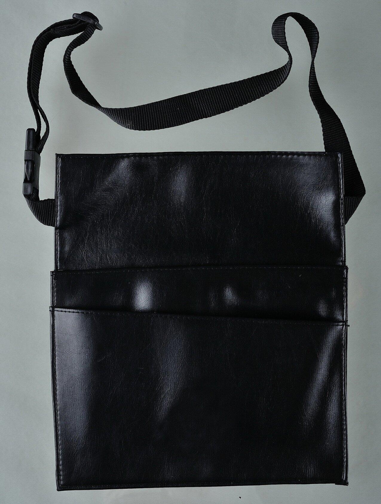 make up pinsel pu tasche schwarz german shein sheinside. Black Bedroom Furniture Sets. Home Design Ideas