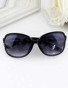 New 2015 Summer Fashion Black White Acetate Frame PC Wrap Sunglasses