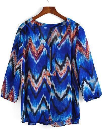 Купить Синюю Блузку В Новосибирске